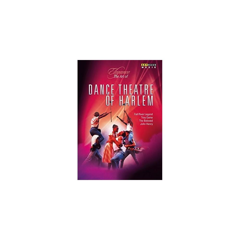 Dance Theatre Of Harlem (Dvd)