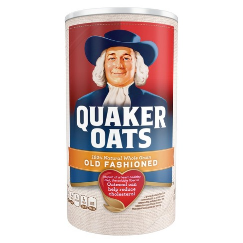 Quaker Old Fashioned Rolled Oats - 18oz - image 1 of 9