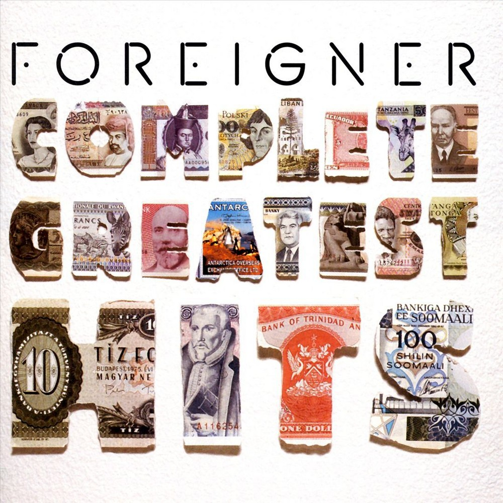 Foreigner - Complete Greatest Hits (CD)