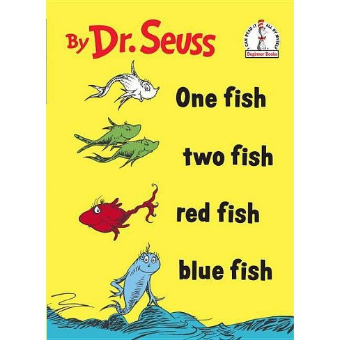 One Fish Two Fish Red Fish Blue Fish - Dr. Seuss - image 1 of 1