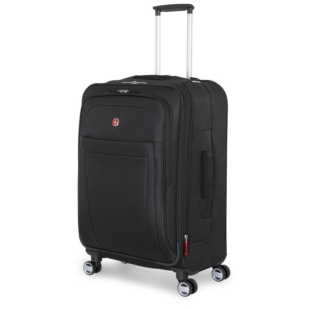 Swissgear Zurich 24 5 34 Spinner Suitcase Black