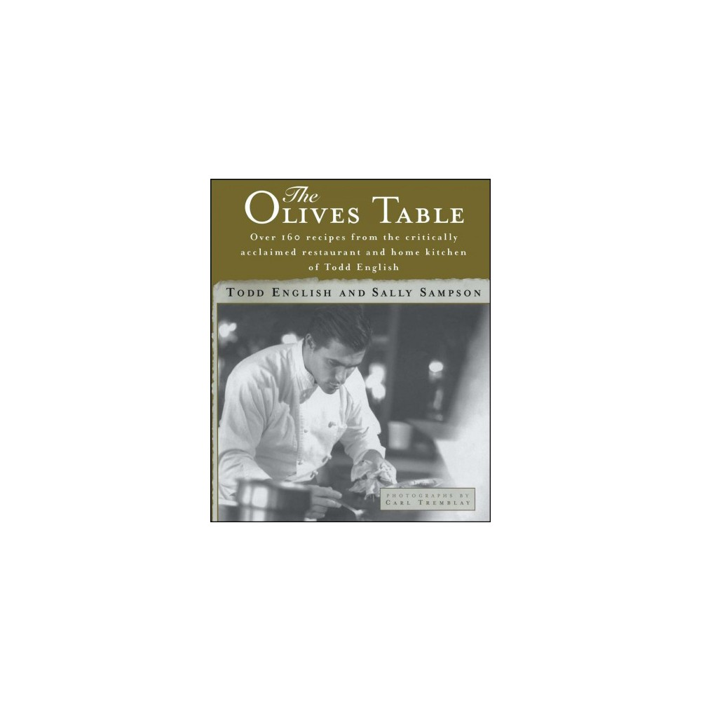 Olives Table (Reprint) (Paperback) (Todd English & Sally Sampson)