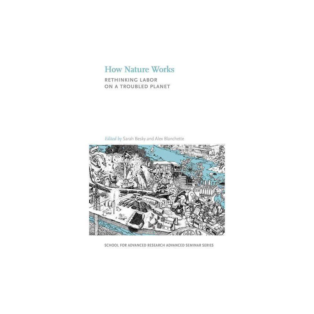 How Nature Works - (School for Advanced Research Advanced Seminar) by Sarah Besky & Alex Blanchette (Paperback)