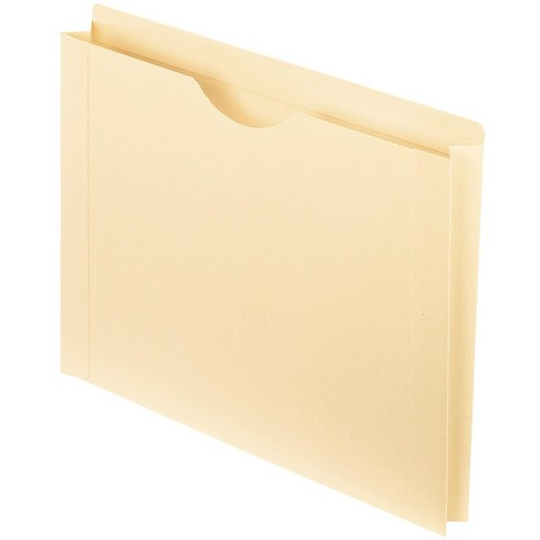 Pendaflex Paper Anti-Mold and Mildew Reinforced File Jacket, Letter, 1-1/2 Inch Expansion, pk of 50 - image 1 of 1