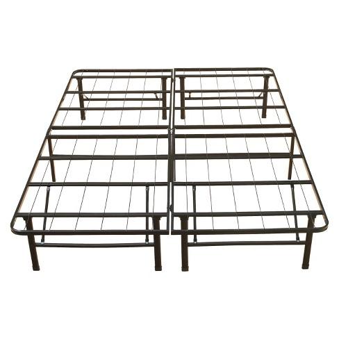 Eco Dream Bed Frame 14 Quot Metal Platform Accent Furniture