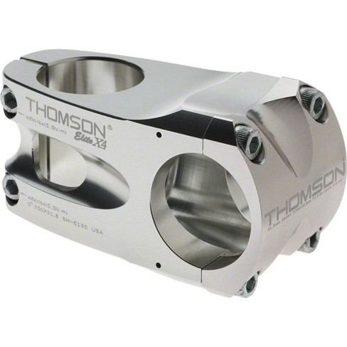 Thomson Elite X4 Mountain Stem 50mm 90 31.8 1-1/8 Silver - image 1 of 1