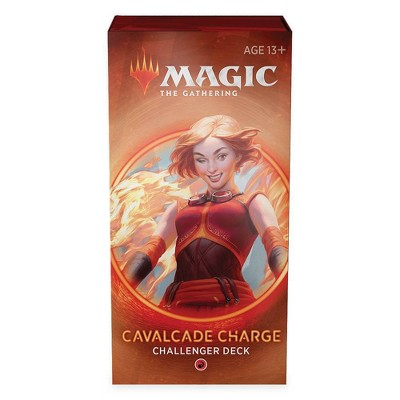 Magic:The Gathering Cavalcade Charge Challenger Deck