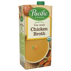 Pacific Foods Organic Free Range Chicken Broth - 32oz
