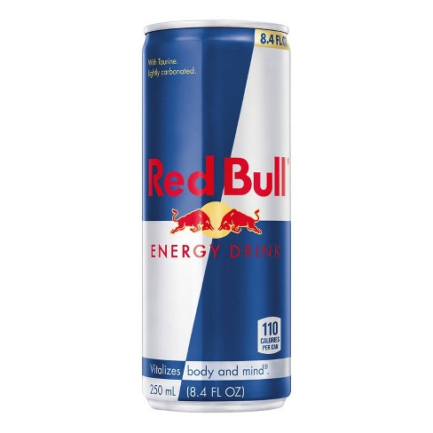 Red Bull Energy Drink - 8.4 fl oz Can - image 1 of 2