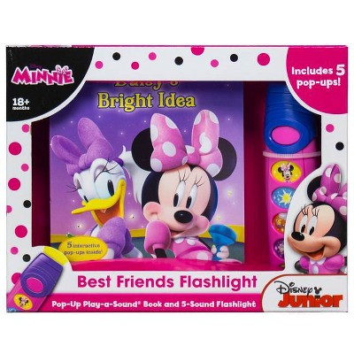 Disney Minnie Mouse - (Play-A-Sound) by  Jennifer H Keast (Mixed Media Product)