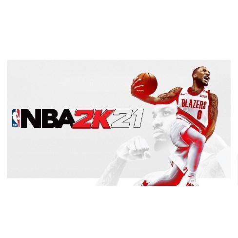 NBA 2K21 - Nintendo Switch (Digital) - image 1 of 3