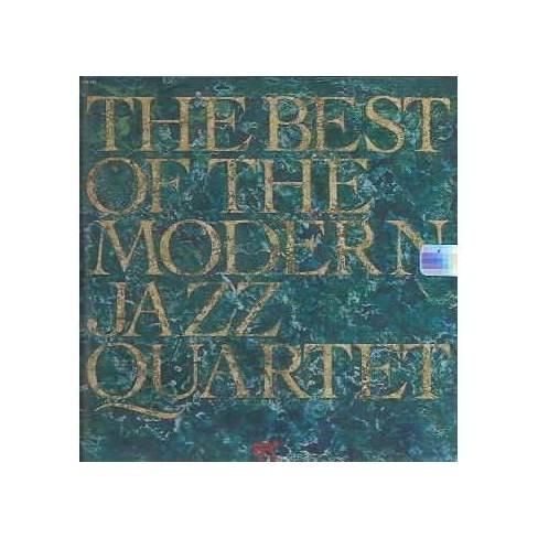 Modern Jazz Quartet - Best of Modern Jazz Quartet (CD) - image 1 of 1