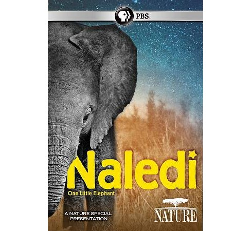 Nature:Naledi One Little Elephant (DVD) - image 1 of 1