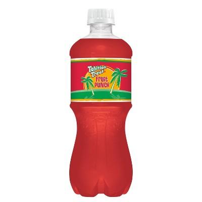Tahitian Treat Fruit Punch Soda - 20 fl oz Bottle