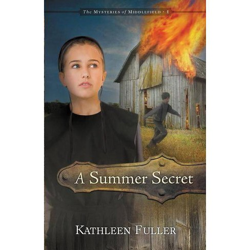 A Summer Secret - (Mysteries of Middlefield (Quality)) by  Kathleen Fuller (Paperback) - image 1 of 1