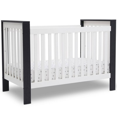 Delta Children Miles 4-in-1 Convertible Crib, Greenguard Gold Certified