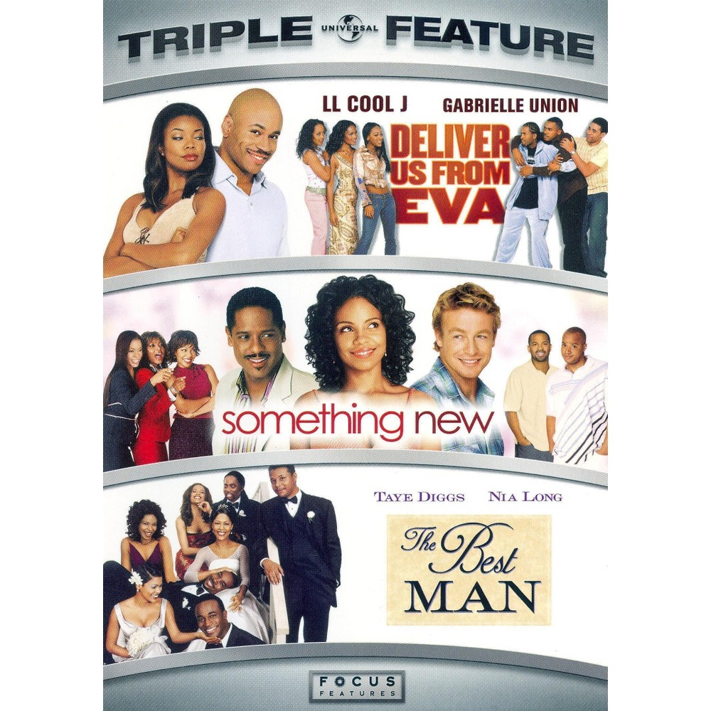 Deliver Us From Eva/Something New/Bes (Dvd)
