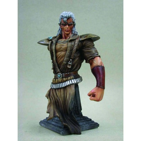 Fist Of The North Star Shew Repainted Mini Bust - image 1 of 1