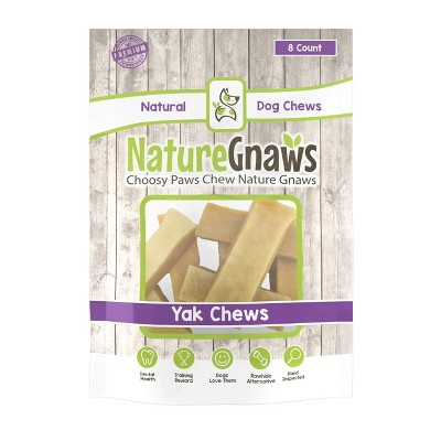 Dog Treats: Nature Gnaws Himalayan Yak Chews