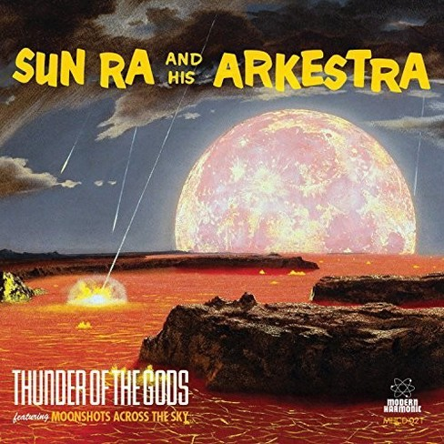 Sun Ra - Thunder Of The Gods (CD) - image 1 of 1