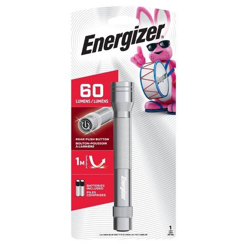 Energizer 2AA LED Metal Flashlight - image 1 of 3