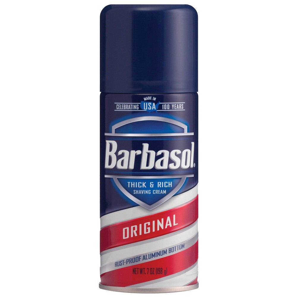Image of Barbasol Original Thick & Rich Shaving Cream - 7oz