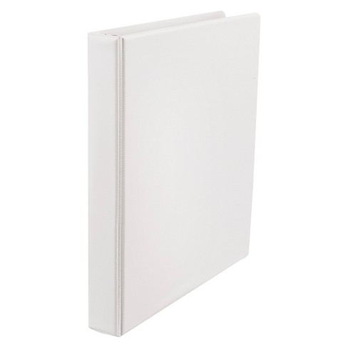 "Universal® Economy Non-View Round Ring Binder, 1"",12 ct - image 1 of 1"