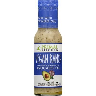 Primal Kitchen Vegan Ranch Dressing - 8 fl oz