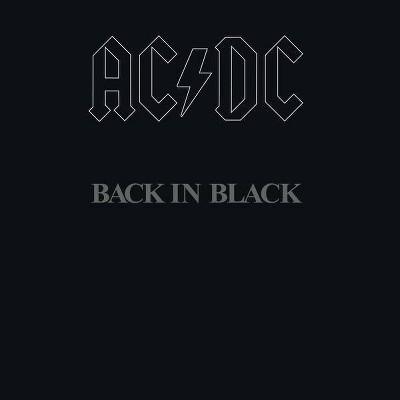 ACDC - Back in Black (Vinyl)
