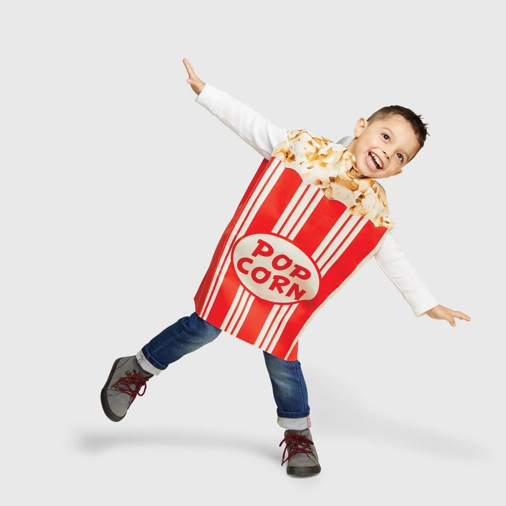 popcorn toddler halloween costume