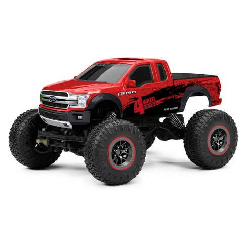 New Bright Radio Control Rc 9 6v Race Cam 4x4 Ford F150 Truck 1 12 Scale Target