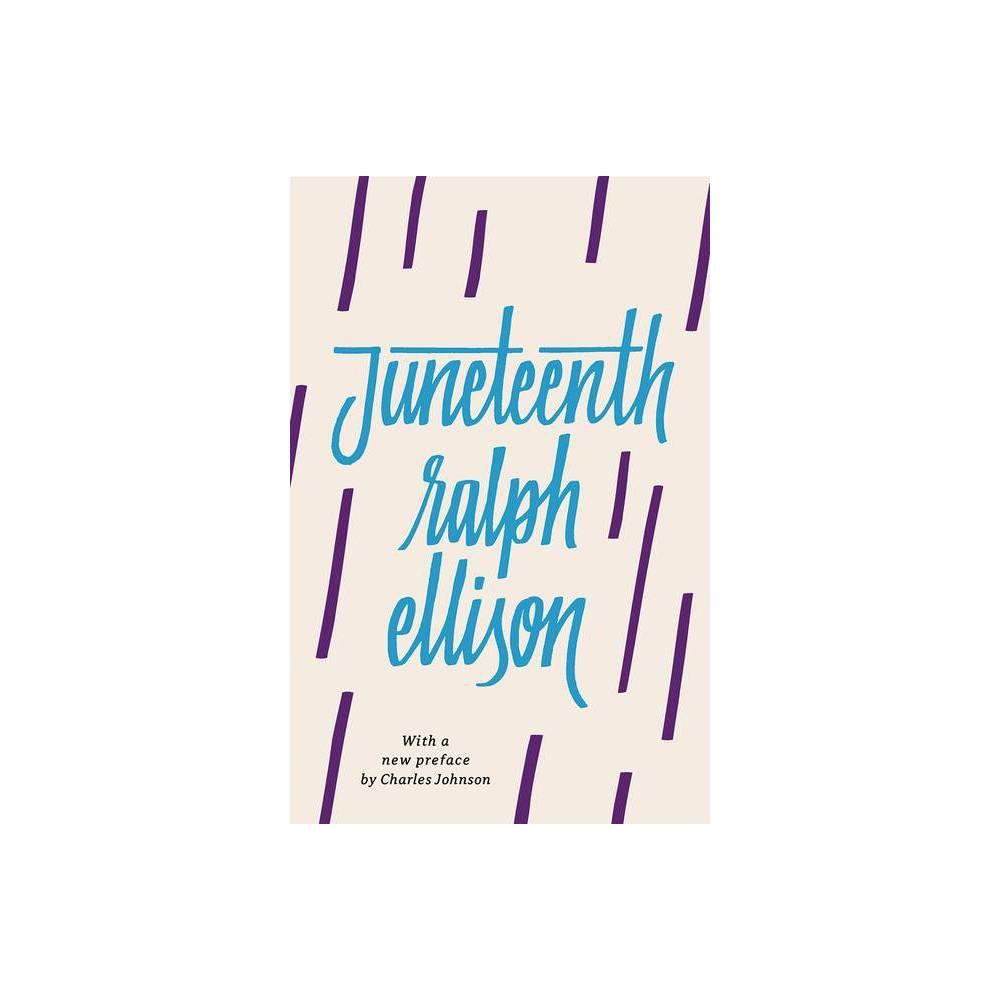 Juneteenth Revised Vintage International By Ralph Ellison Paperback