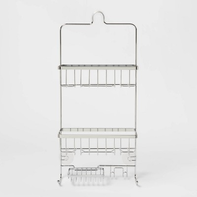 Bathroom Shower Caddy Chrome - Made By Design™