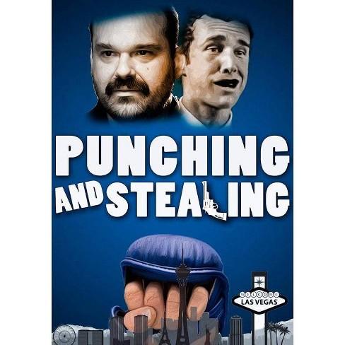 Punching & Stealing (DVD) - image 1 of 1
