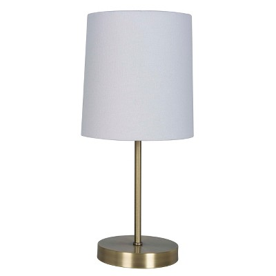 Brass Stick Table Lamp Brass (Lamp Only)- Threshold™