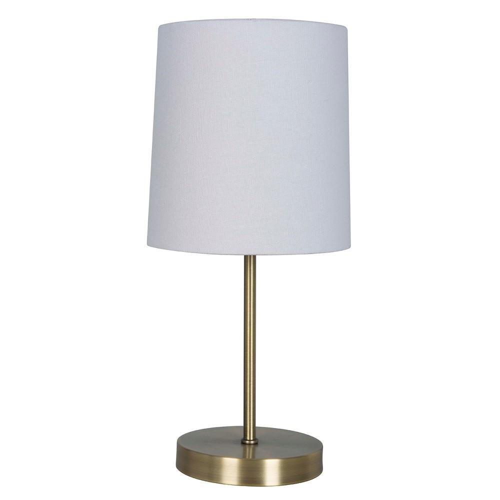 Brass Stick Table Lamp Brass - Threshold