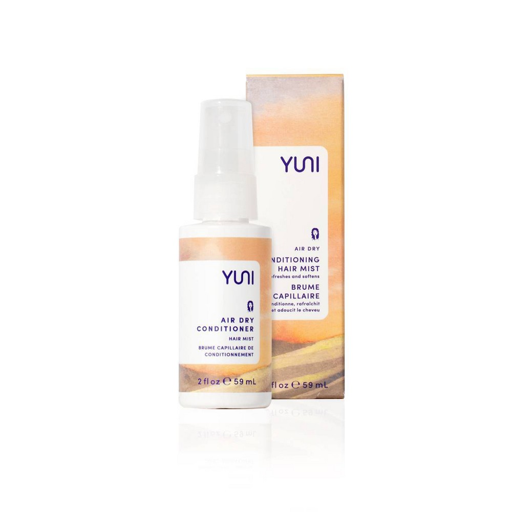 Image of YUNI Beauty Air Dry Conditioner Hair Mist - 2 fl oz