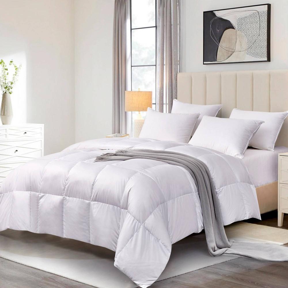 Twin Extra Warmth Down Fiber Comforter Scott Living