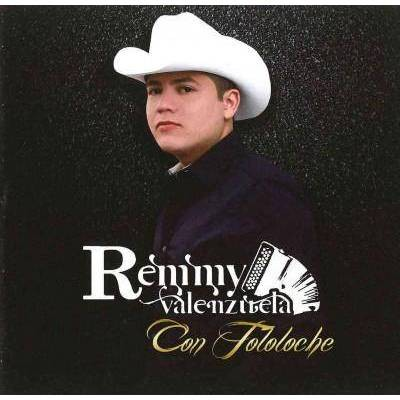 Remmy Valenzuela - Con Tololoche (CD)