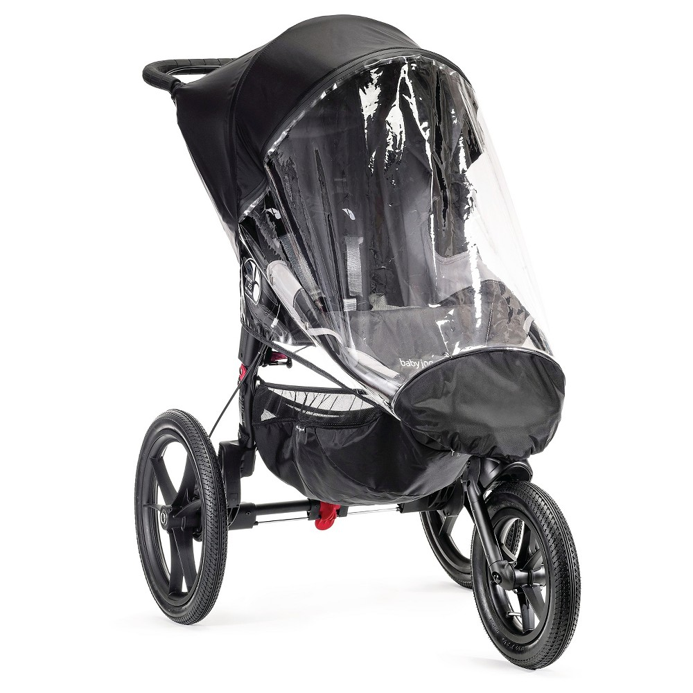 Baby Jogger Weather Shield - Summit X3 Single, Black