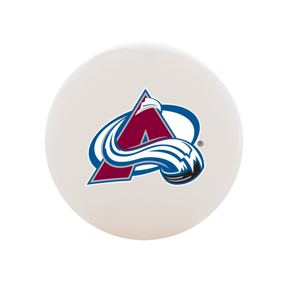 NHL Colorado Avalanche Franklin Sports Street Hockey Ball