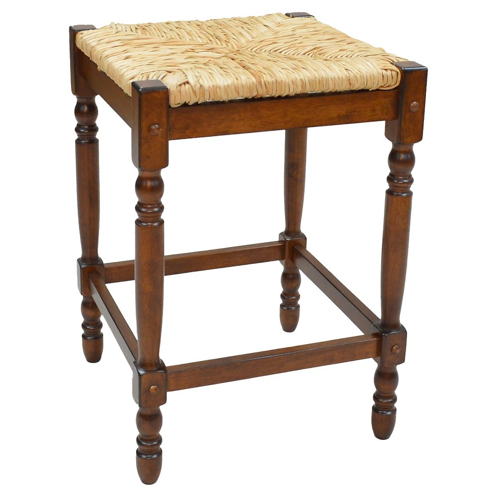 """Image of """"24"""""""" Turner Counter Stool Chestnut - Carolina Chair and Table"""""""