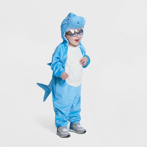 Toddler Adaptive Plush Shark Halloween Costume - Hyde & EEK! Boutique™ - image 1 of 1