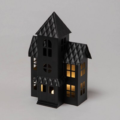 Metal Haunted Mansion Halloween Decorative Sculpture - Hyde & EEK! Boutique™