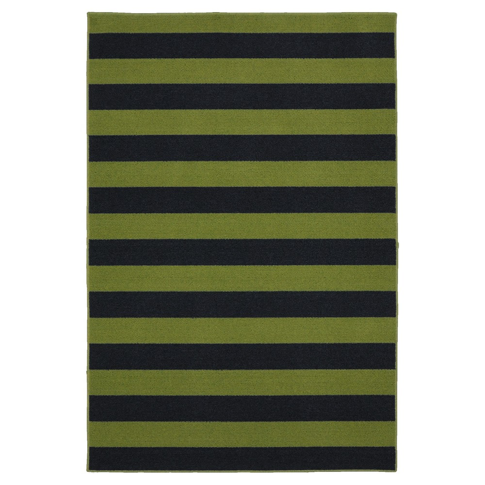 Garland Rugby Area Rug - Sage (Green) (5'X7'5)