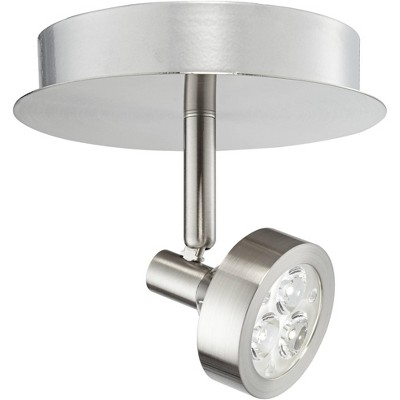 Pro Track® Dimmable Tilden 1-Light Brushed Nickel LED Ceiling Light