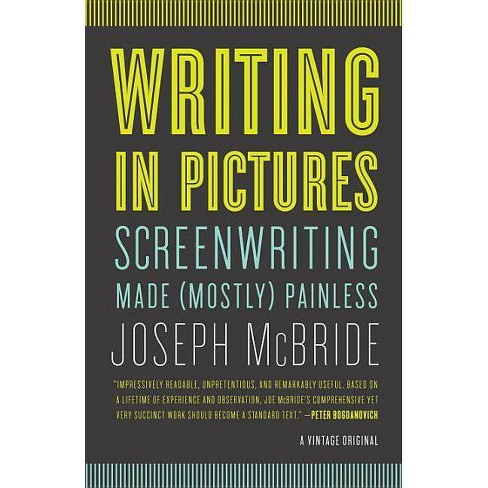 Writing in Pictures - by  Joseph McBride (Paperback) - image 1 of 1