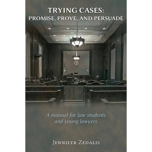 Trying Cases - by  Jennifer Zedalis (Paperback) - image 1 of 1