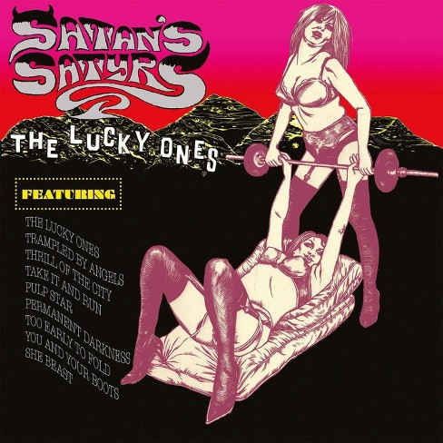 Satan's Satyrs - Lucky Ones (Vinyl) - image 1 of 1