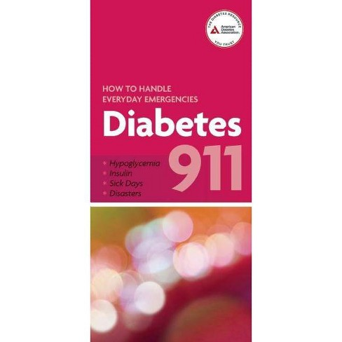 Diabetes 911 - by  Larry A Fox (Paperback) - image 1 of 1
